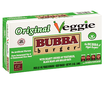 Original Veggie BUBBA burger