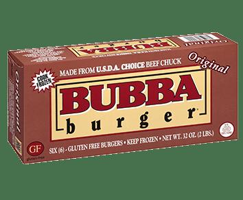 Original BUBBA Burger