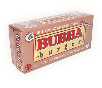 BUBBA Burger Original
