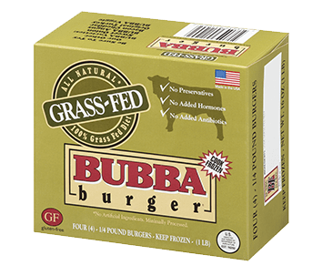 Grass-Fed Burger