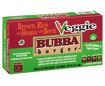 Veggie with Beets BUBBA burger