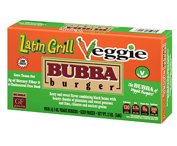 Latin Grill Veggie