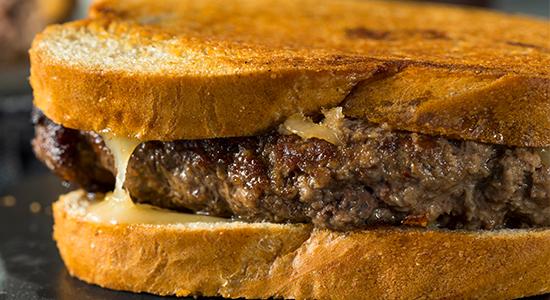 Patty Melt Time! recipe bubba burger food best