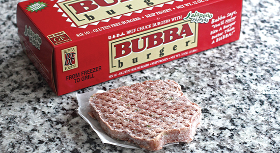 Time to Prep recipe bubba burger food best