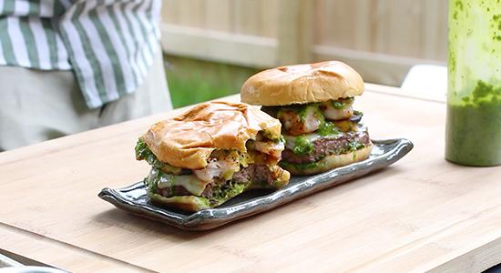 Top it Off recipe bubba burger food best