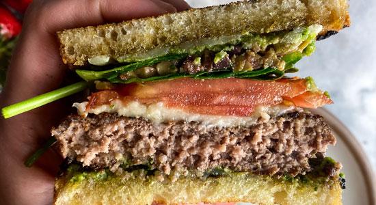 Make it Cheesy recipe bubba burger food best