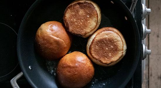 Toast the Buns recipe bubba burger food best