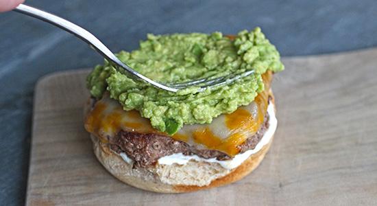 Make the Guac recipe bubba burger food best