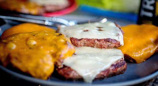 Melt the Cheese recipe bubba burger food best